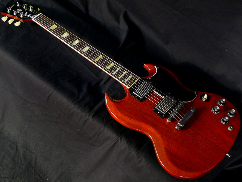 Used Gibson '61 Reissue SG Heritage Cherry-Brian's Guitars