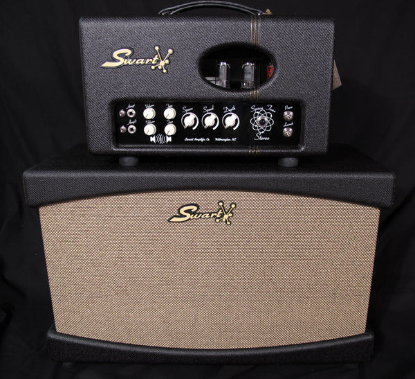 Swart ST-Stereo Head and 2x12 Cabinet