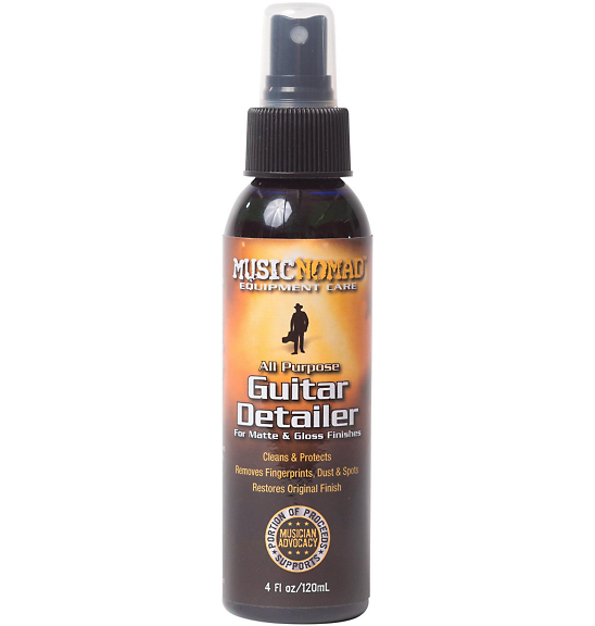 Music Nomad Guitar Detailer for Matte and Gloss Finishes-Accessories-Brian's Guitars