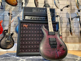 Paul Reed Smith DW CE 24 Floyd Dustie Waring Signature Faded Blue Smokeburst