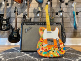 Fender Custom Shop Madison Roy Floral '54 Telecaster NOS Masterbuilt By Greg Fessler