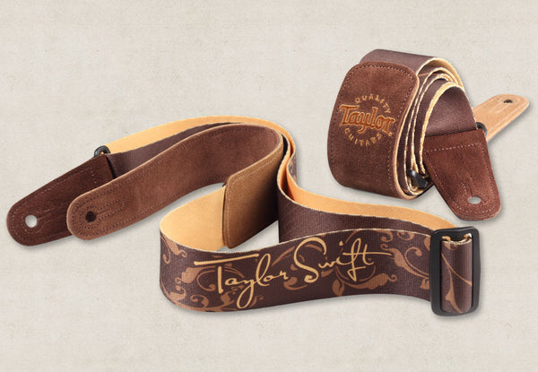 Taylor Guitars Taylor Swift Strap-Accessories-Brian's Guitars