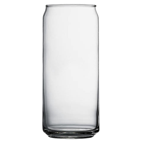 16 oz tall boy glass