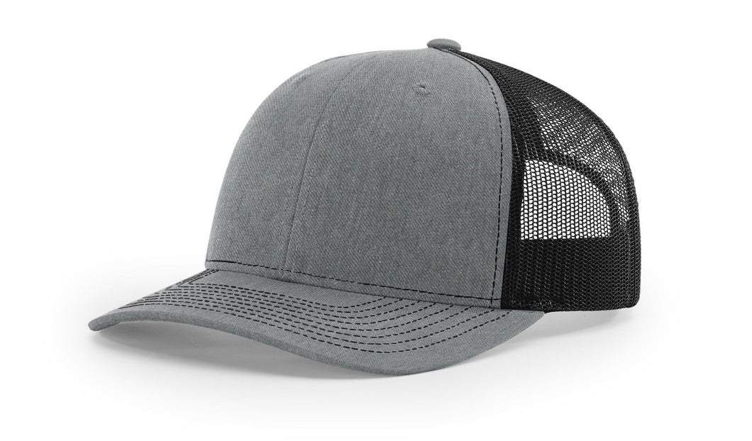 Richardson Snap Back Split Color Trucker Hat