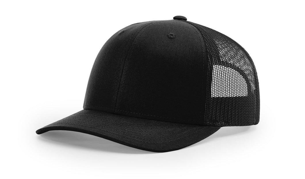 Richardson Snap Back Solid Trucker Hat