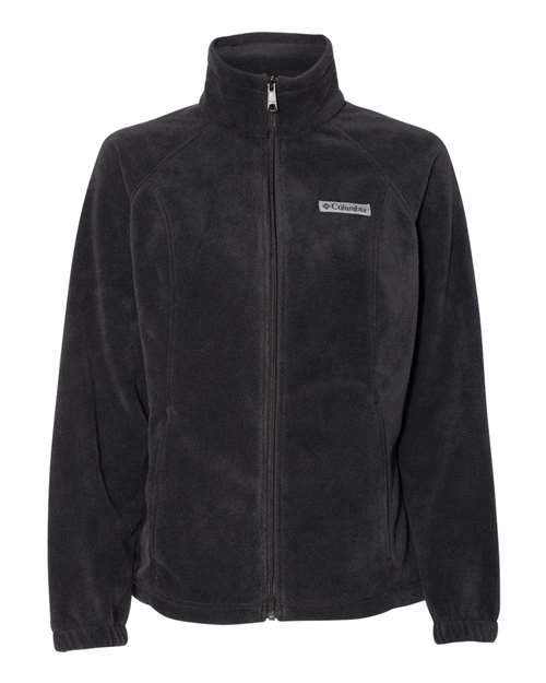 Ladies Benton Springs™ Fleece Full-Zip Jacket