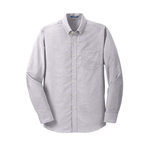 Load image into Gallery viewer, Mens Port Authority SuperPro Oxford Shirt