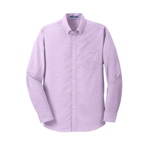 Mens Port Authority SuperPro Oxford Shirt