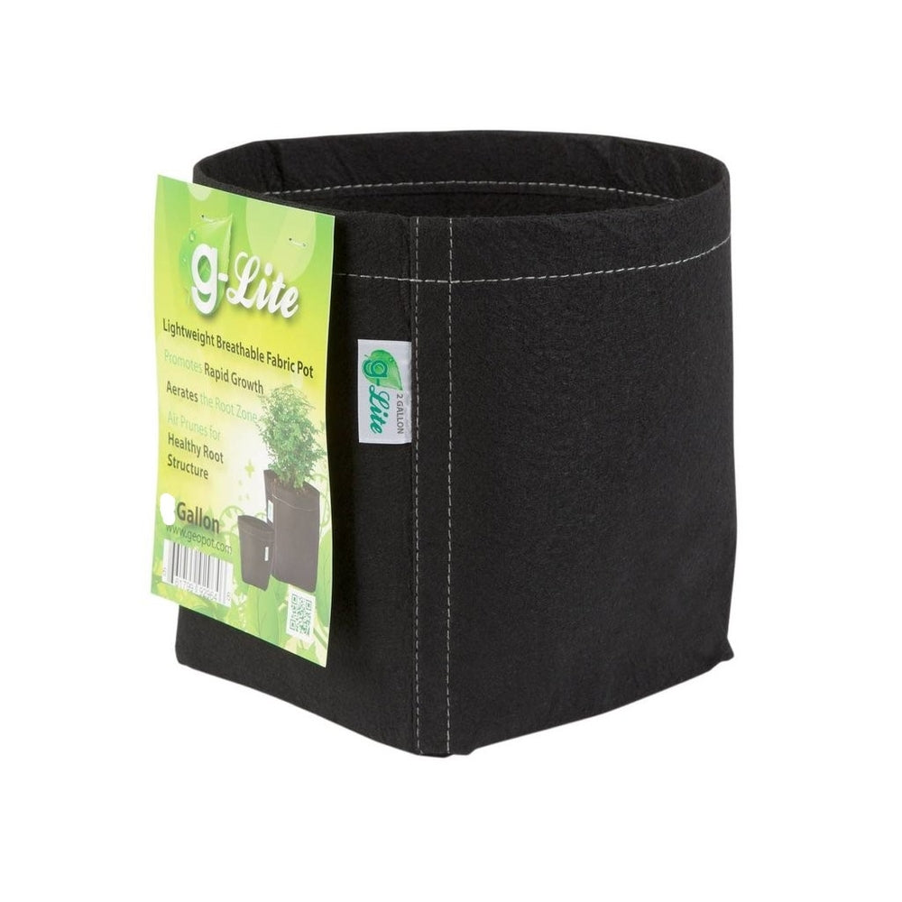 G Lite Fabric Pot No Handle