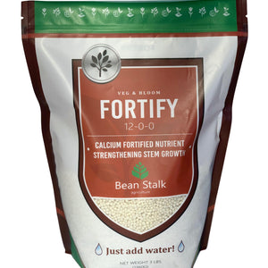 Bean Stalk Fortify Fertilizer With 15% Calcium 3 Lb