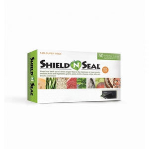 Shield N Seal 50 15″ x 20″ Clear and Black