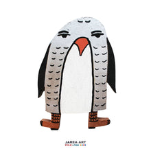 Load image into Gallery viewer, Philip the Penguin - Folk Art Friend