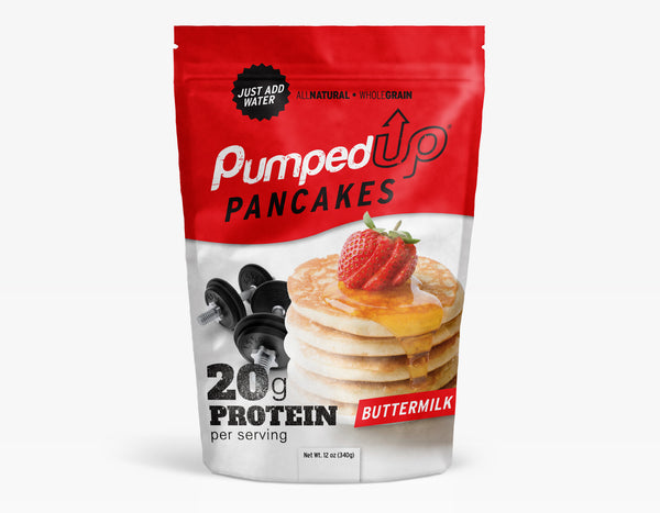 12oz Protein Pancake Mix - Buttermilk