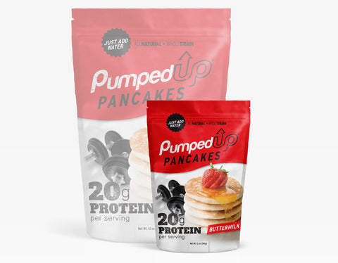 Sample Size - 3oz Protein Pancake Mix - Buttermilk