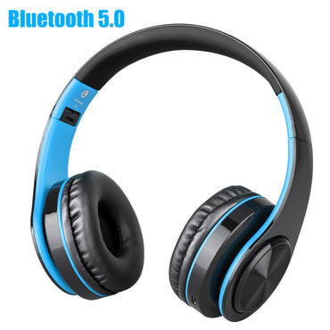 Wireless Bluetooth  Foldable Earphones