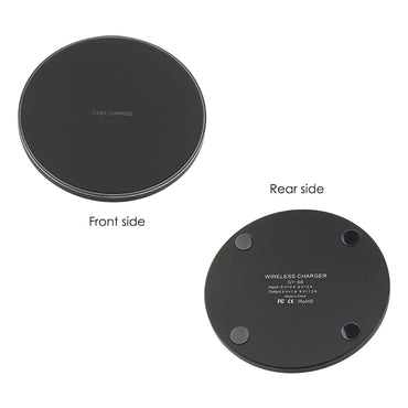 Ultrathin Round QI Wireless Charger