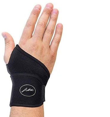 Wrist Support for Both Right and Left Hands
