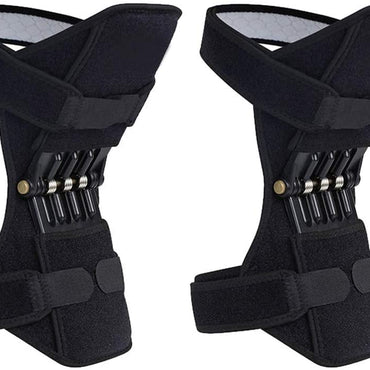 2 Pair Breathable Joint Support Knee Pads