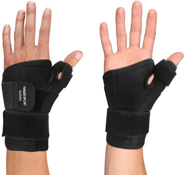 Thumb Finger Spica Splint for Arthritis Support Braces