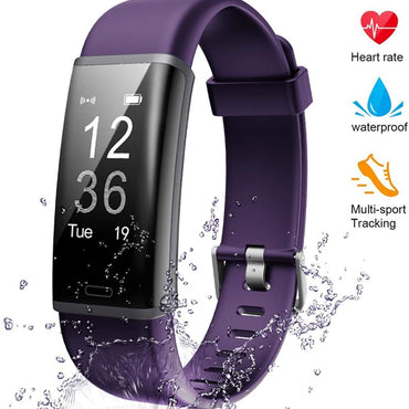 Fitness Tracker Heart Rate Monitor