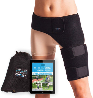 Groin Support and Hip Brace for Men