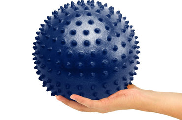 URBNFit Mini Pilates Ball - Small Exercise Ball for Yoga, Pilates, Barre, Physical Therapy, Stretching and Core Fitness - Bender Ball Includes Workout Guide
