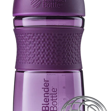 Sport Mixer Twist Cap Shaker Bottle