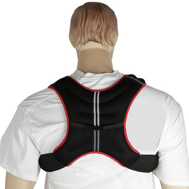 Gymenist Weight Vest With Adjustable Straps