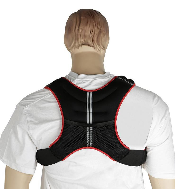 Weight Vest With Adjustable Straps