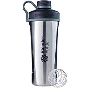 Vacuum Insulated Stainless Steel Shaker Bottle