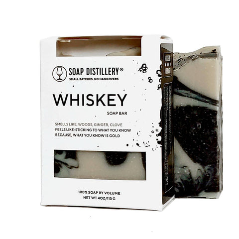 Whiskey Soap Bar