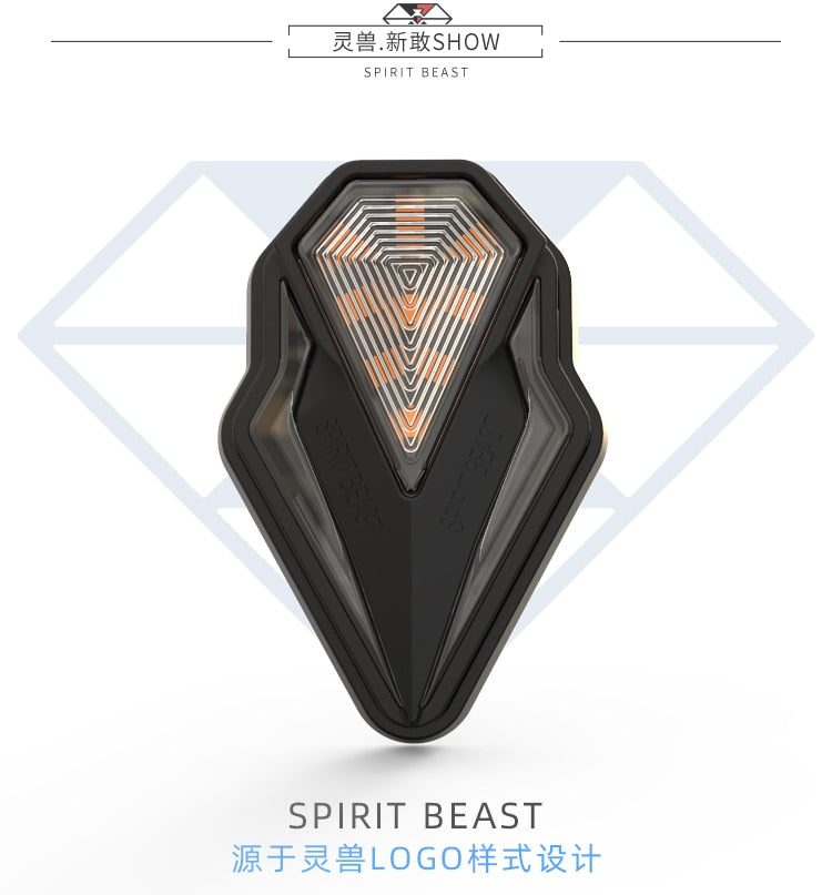 Spirit beast turn signal fittings
