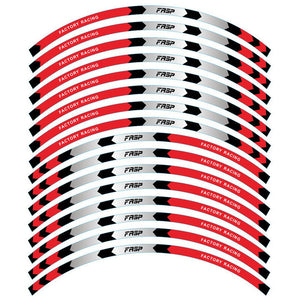 Strips Motorcycle Wheel Tire Stickers