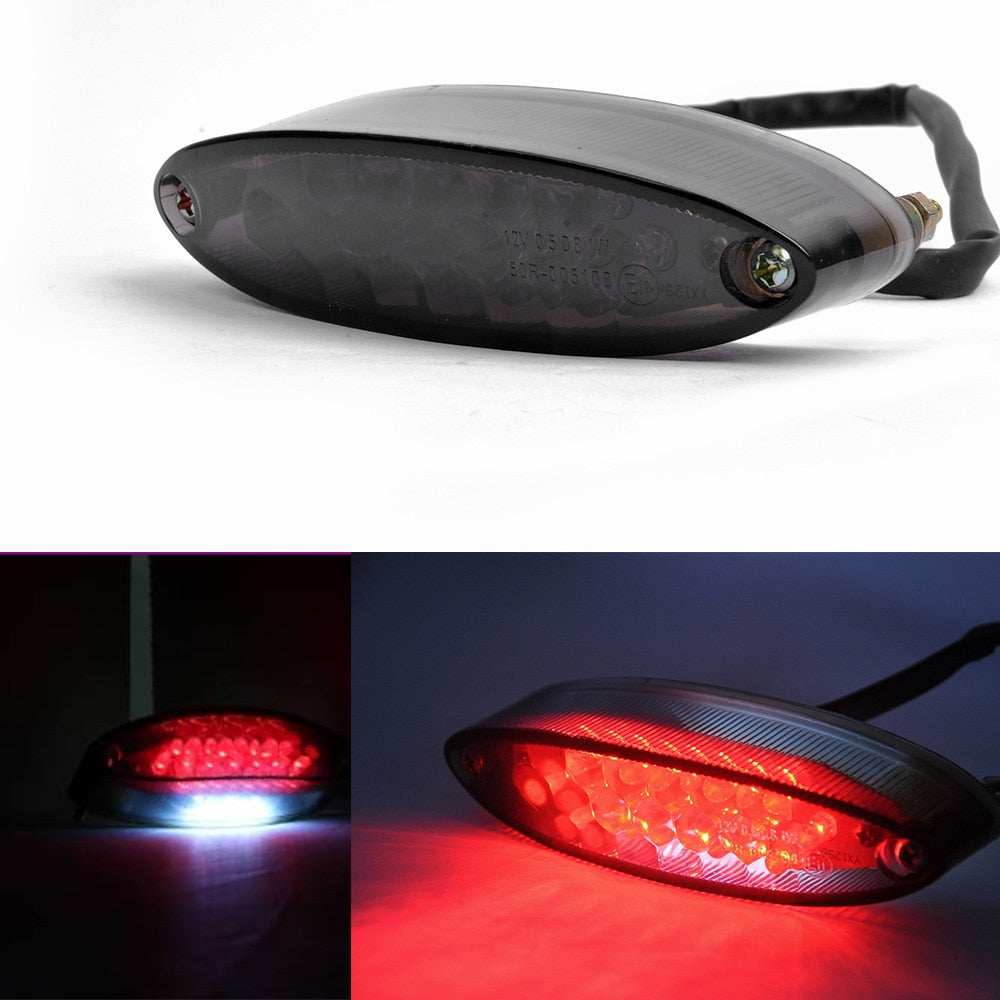 Brake Running Plate Tail Light