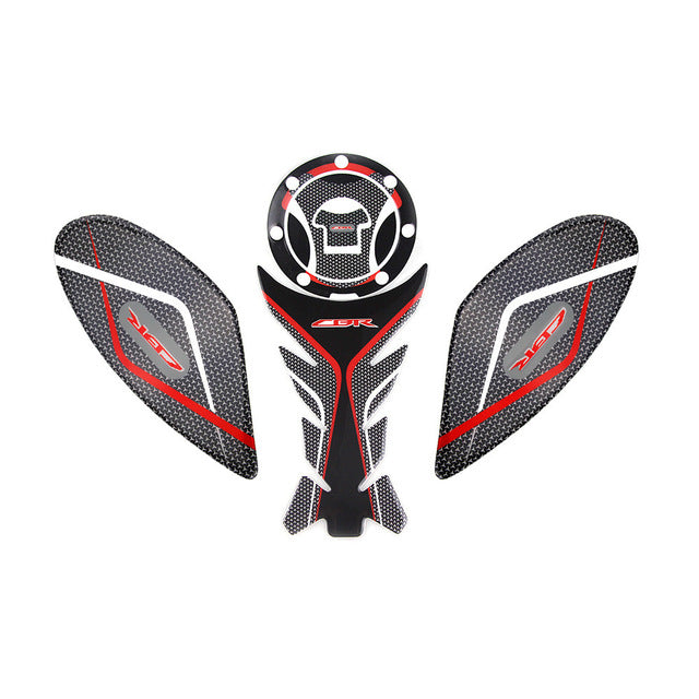 Motorcycle Tank Pad Decal Protector Stickers
