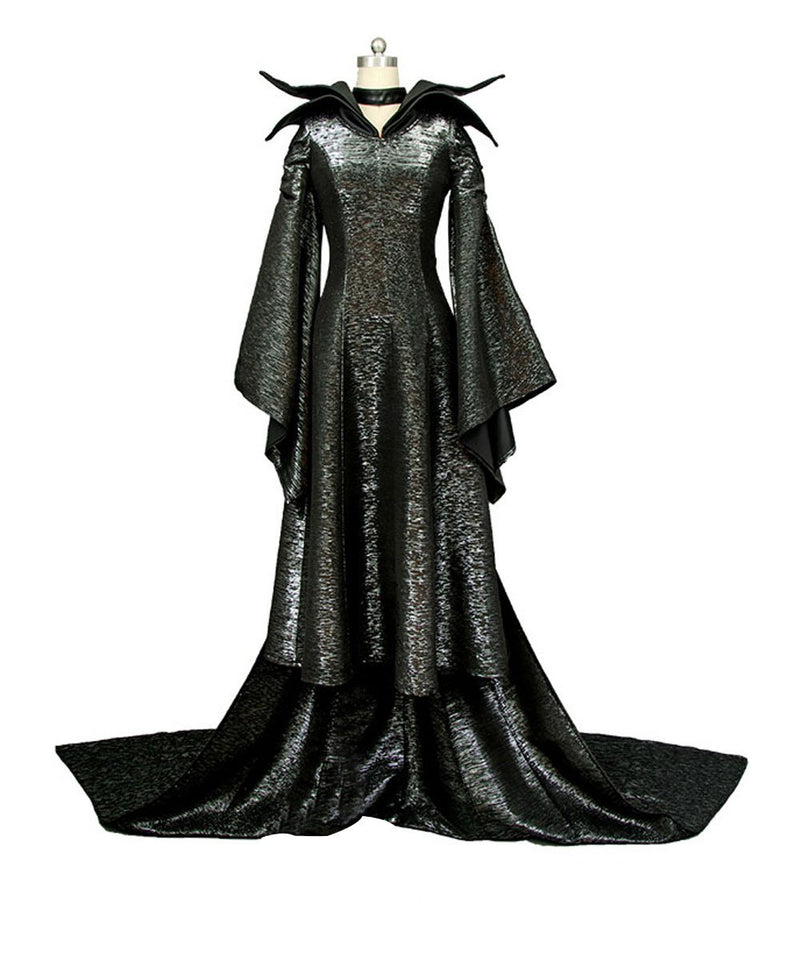 Movie Maleficent Cosplay Costume