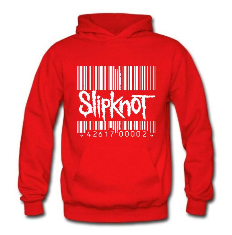 Slipknot Hoodie Rock Band Sweatshirt