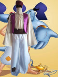 Halloween One Thousand And One Nights Cos Service Magic Aladdin Cosplay Costume