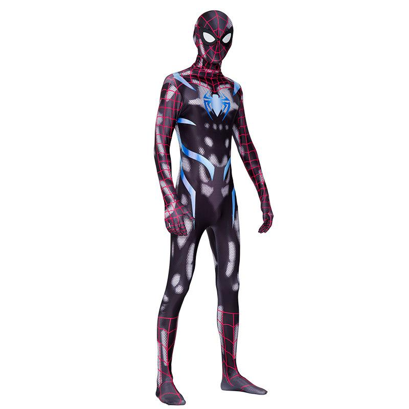 Secret Wars Spiderman Jumpsuit Costume For Halloween Costumes