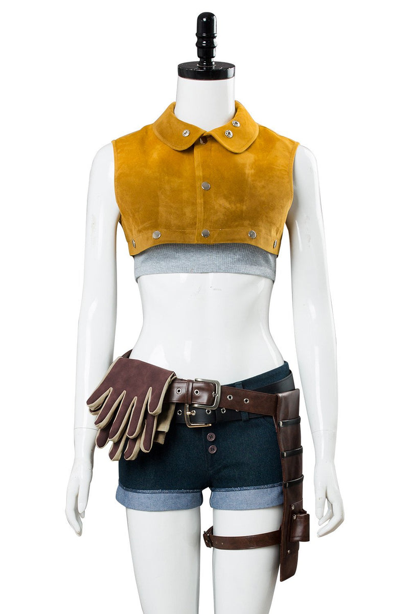 DmC:Devil May Cry 5 Nico Cosplay Costume Video Game Female Outfit