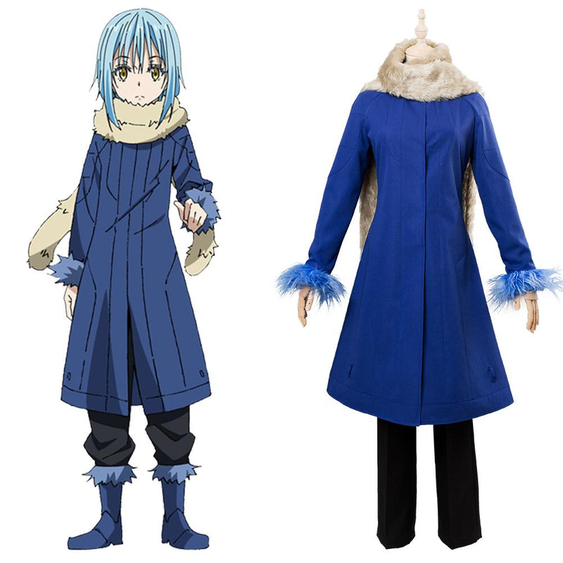 Matter Was Slime After Reincarnation Rimuru Tempest Cosplay Costume