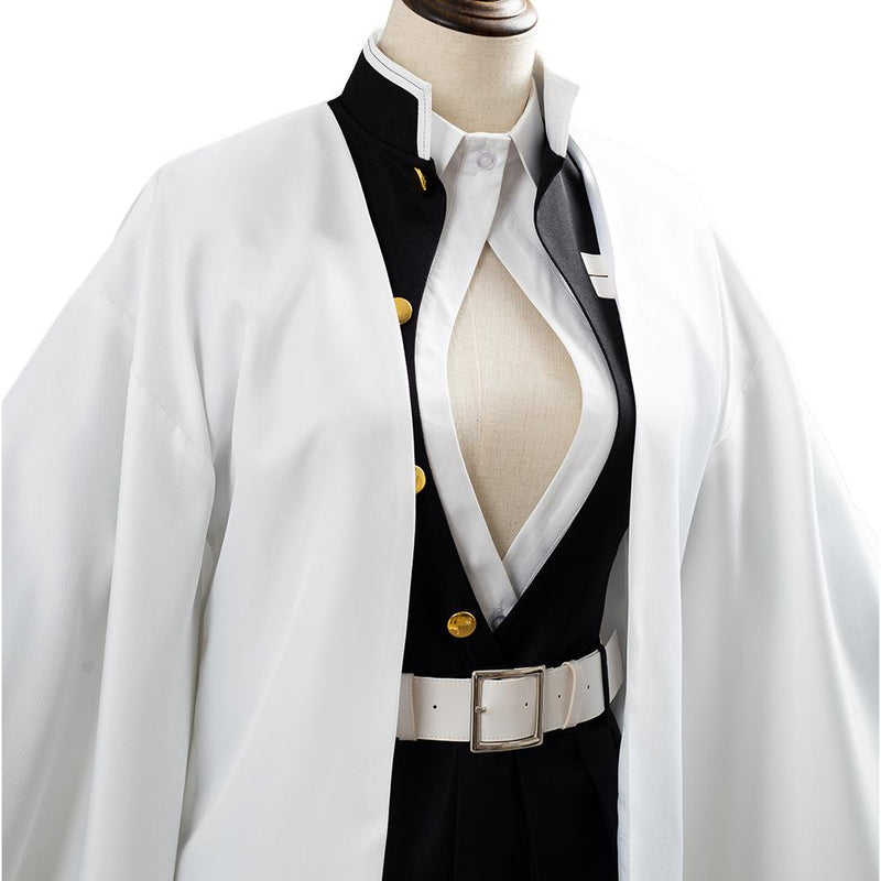 Demon Slayer: Kimetsu no Yaiba Kanroji Mitsuri Uniform Cosplay Costume