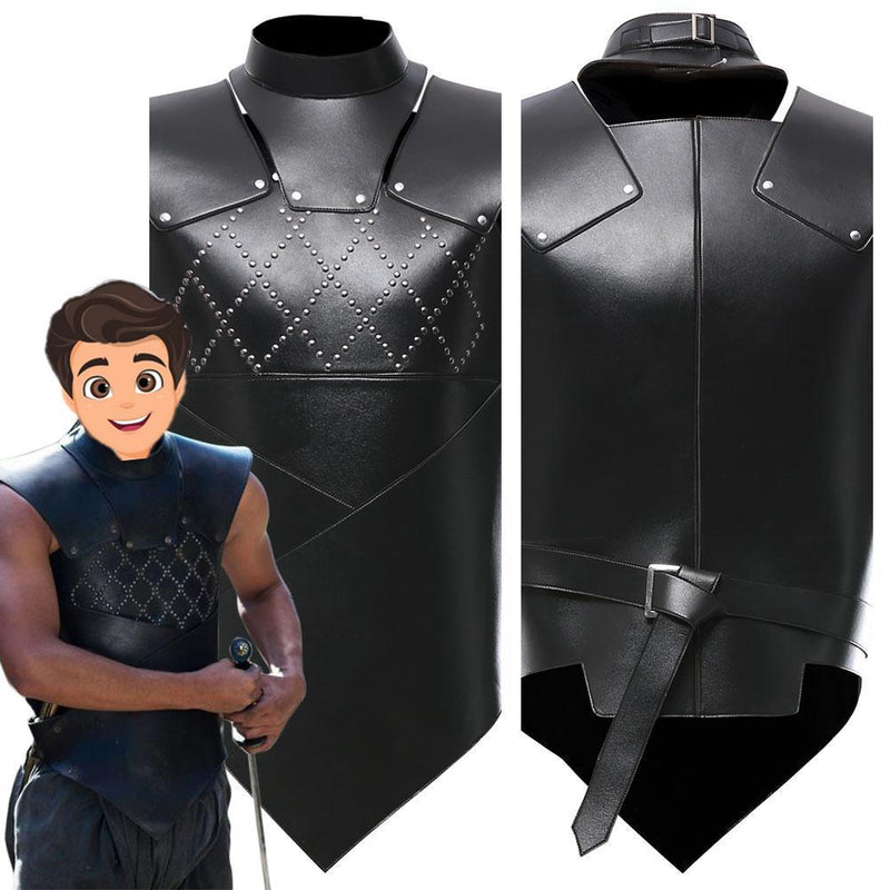 Game of Thrones Gray Worm Vest Suit Cosplay Costume