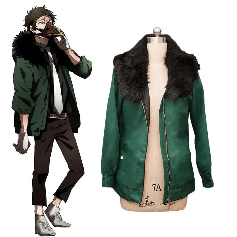 My Hero Academia Boku no Hero Overhaul Kai Chisaki Jacket Cosplay Costume