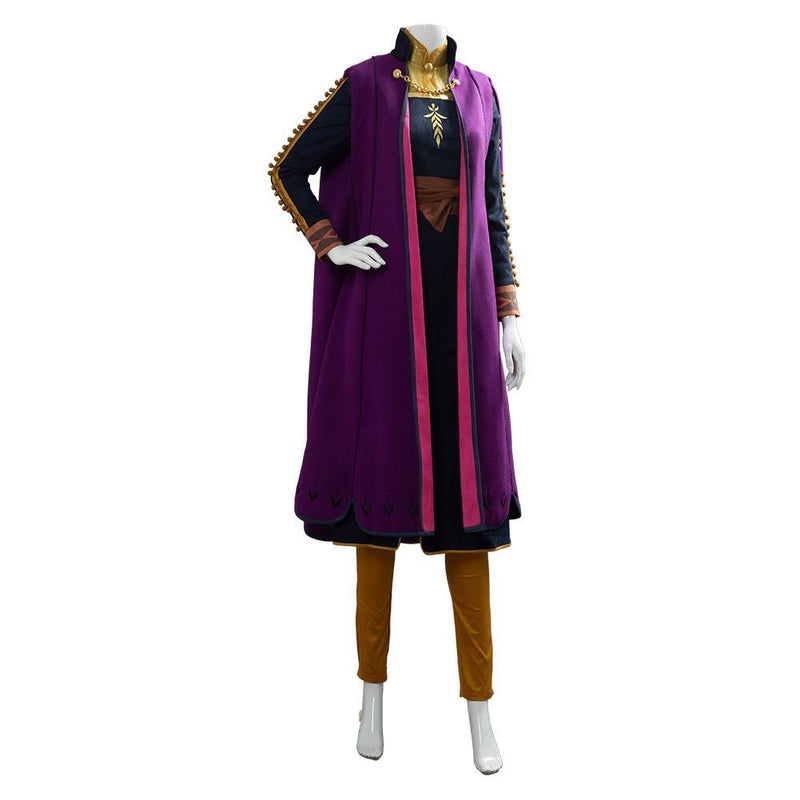 Frozen 2 ANNA Cosplay Costume