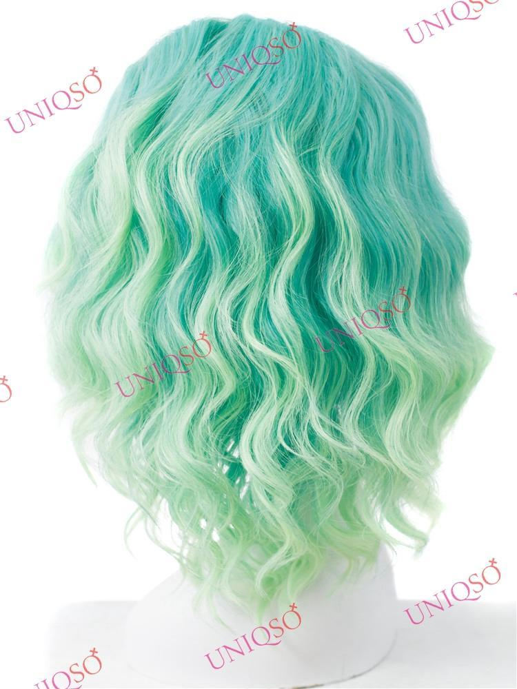 Premium Wig -  Short Fantasy Lace Front Curly Wig
