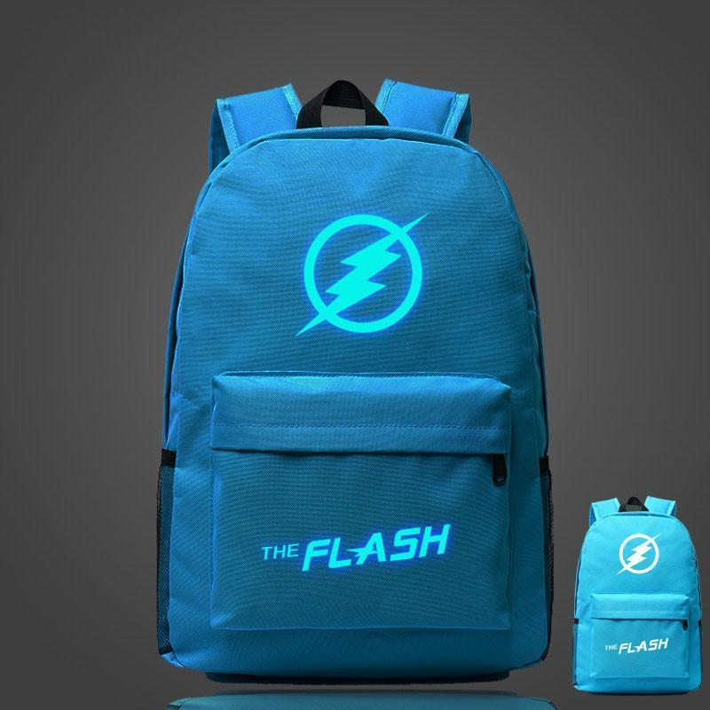 DC Comic The Flash Luminous Computer Backpack 19X12'' CSSO108