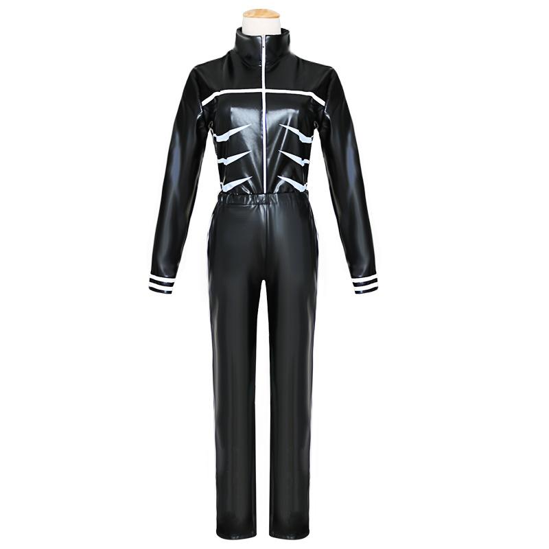 Tokyo Ghoul Kaneki Ken Costume Uniform Men And Boys Anime Cosplay
