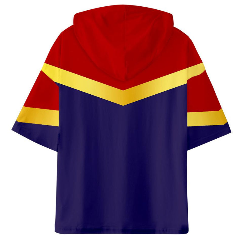 Captain Marvel T-Shirt - Carol Danvers Graphic Hoodie T-Shirt CSOS942