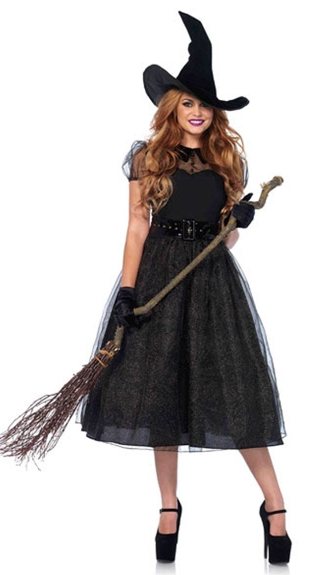 Cosplay Witch Costume Witch Role Playing Nightclub Theme Party Costume